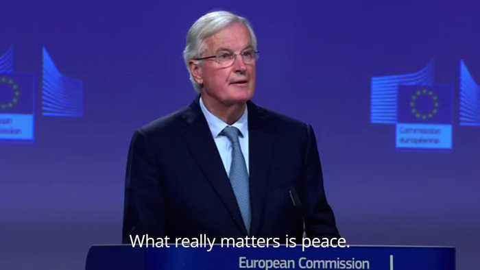 Barnier on Brexit deal: We have delivered and we have delivered together
