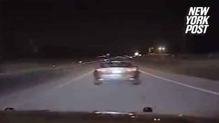 Lying cop fired for hiding details of deadly car chase