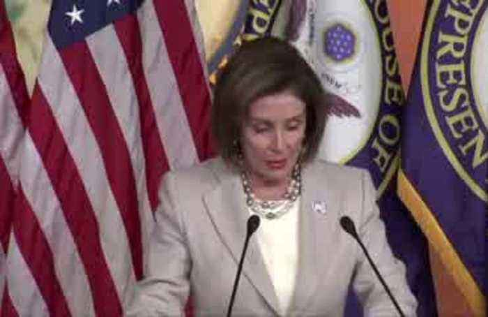 Pelosi says Trump had 'meltdown' following House vote on Syria
