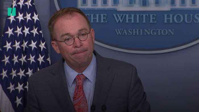 White House Admits To Quid Pro Quo With Ukraine
