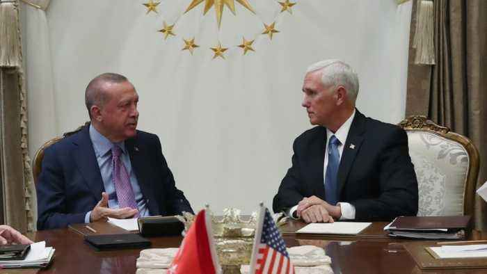 US, Turkey agree to temporary ceasefire in Syria