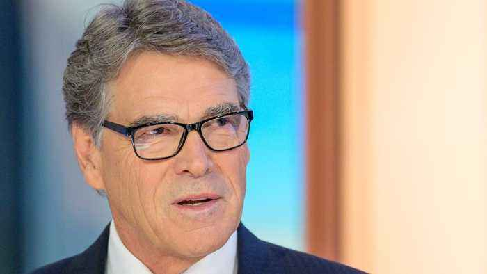 Rick Perry To Step Down From Energy Secretary Post