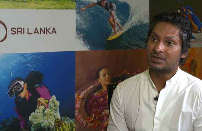 New MCC President Sangakkara - 'The time to grow Test cricket is now'