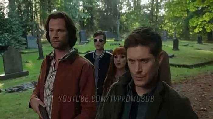 Supernatural S15E03 The Rupture