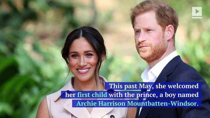 Meghan Markle Opens up About the Trials of Being a Royal Mom