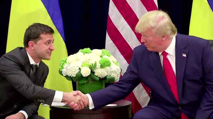 White House acknowledges strings attached for Ukraine aid