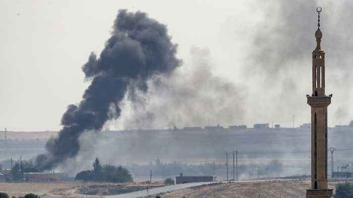 Turkey's 120-Hour Pause In Syria Catches Backlash In U.S.