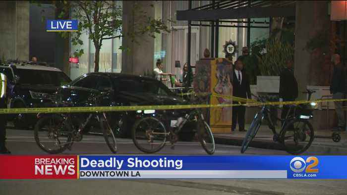 1 Dead Of Gunshot Wounds In Downtown High Rise, Police Conducting Limited Search