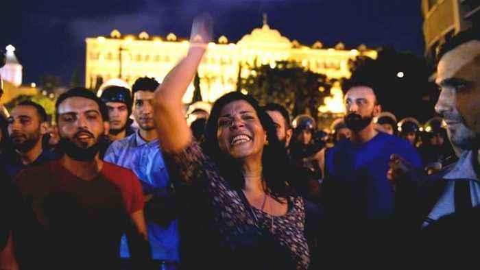 Protests over taxes threaten Lebanon's political establishment