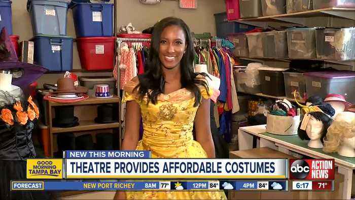 Manatee Performing Arts Center offering affordable Halloween costumes for you and your family