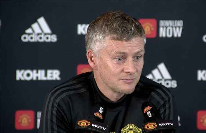 'Business at usual' at Man United ahead of Liverpool clash - Solskjaer