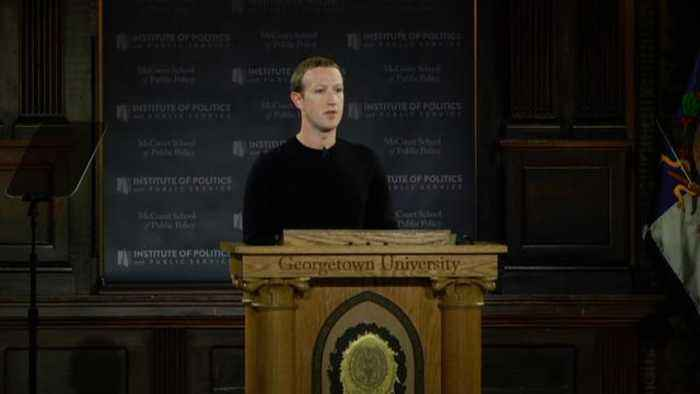 Mark Zuckerberg: If Facebook Existed Before Iraq War, Outcome Could Have Been Different