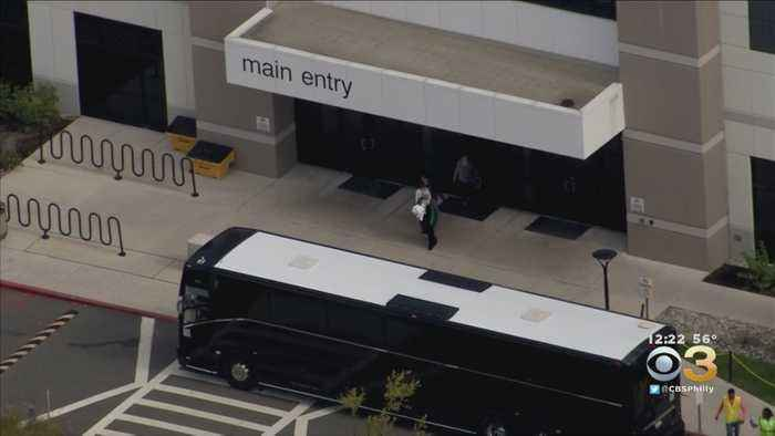 Amazon Building In Logan Township Evacuated As Authorities Investigate Suspicious Package