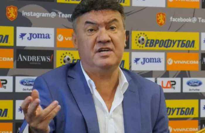 Bulgaria BFU head explains resignation following racism fallout