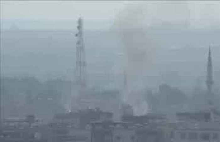 Shells fall in northeast Syria despite ceasefire agreement