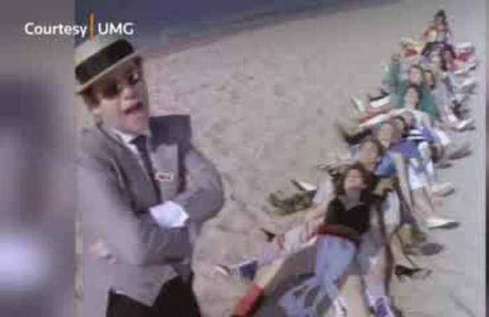 Elton John talks highlights and heath scares as autobiography hits shelves
