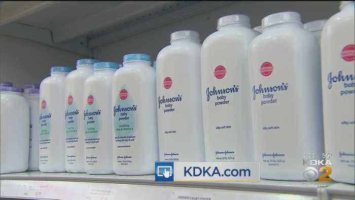 Johnson & Johnson Recalls Batch Of Baby Powder