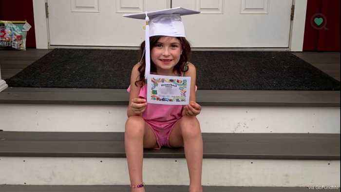 Strangers Raise $190,000 for 5-Year-Old Diagnosed With EEE
