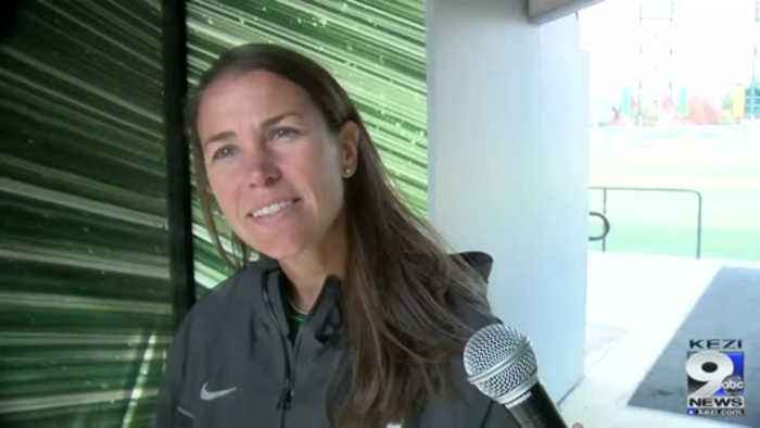 Web Extra: Kat Mertz on Pac 12 Schedule and Wazzu Match up