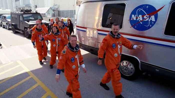 Hubble 3D movie (2010)   Leonardo DiCaprio, Scott D. Altman, Andrew J. Feustel