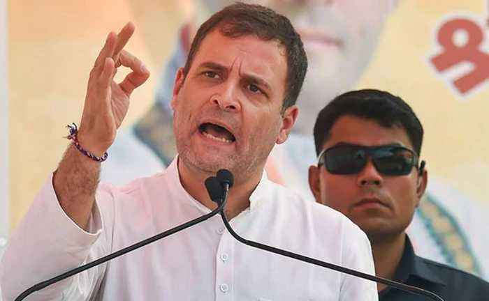 Under pressure' media shows Modi's speeches whole day: Rahul Gandhi | OneIndia News