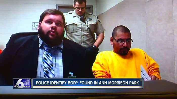 Boise man accused of murder of local tattoo artist in Ann Morrison park