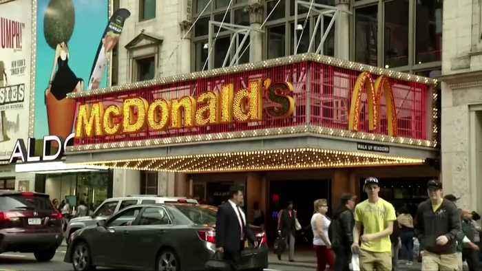 Key earnings next week: McDonald's, Boeing, Caterpillar