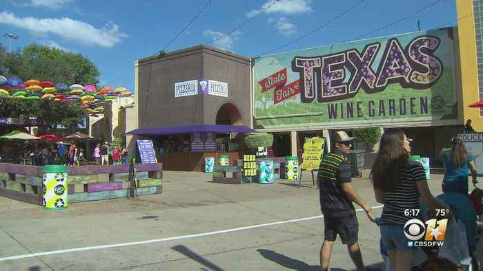 State Fair of Texas' Wine Garden Offers Spot For Visitors To Cool Off, Relax