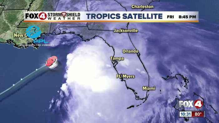 Tropics Update 10/18/19 Friday Late PM