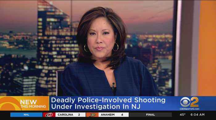 Deadly Police-Involved Shooting Under Investigation In NJ