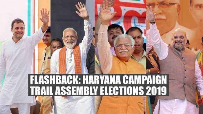 Haryana polls | Flashback: PM Modi, Rahul Gandhi, Khattar, Shah's speeches
