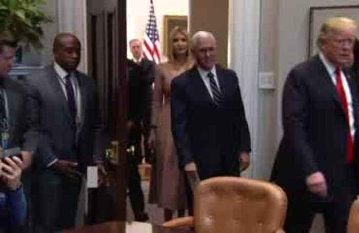 Trump downplays flare-up in Syria amid ceasefire