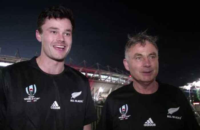 New Zealanders ecstatic after All Blacks outclass Ireland