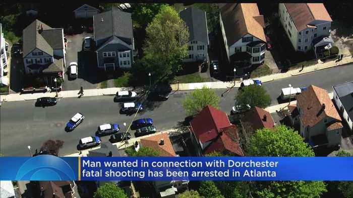 Suspect In Dorchester Shooting Arrested In Georgia