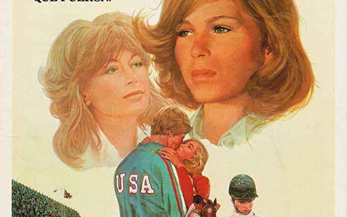 International Velvet movie (1978) Tatum O'Neal, Christopher Plummer, Anthony Hopkins