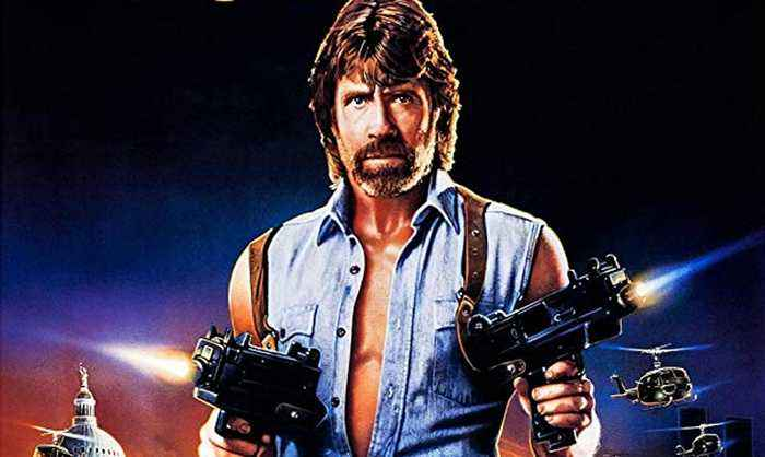 Invasion U.S.A.  Movie (1985)  Chuck Norris, Richard Lynch, Melissa Prophet