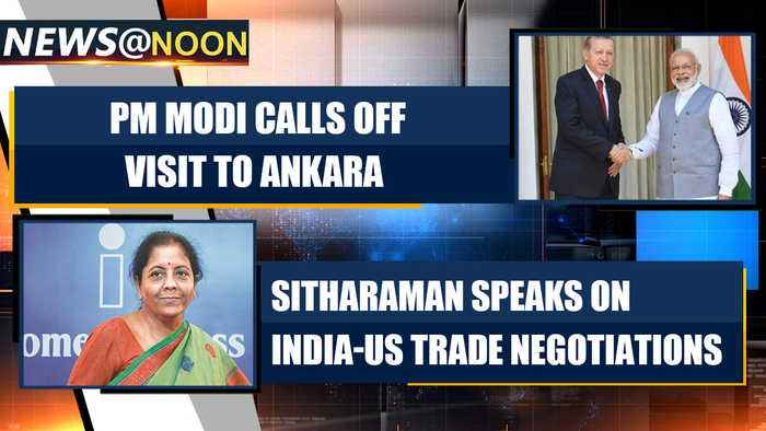NEWS @NOON, OCTOBER 20th | Oneindia News