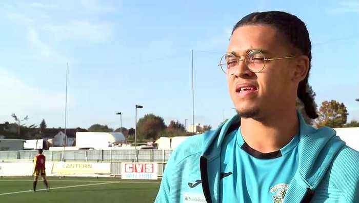 Haringey Borough FC speak out after racist abuse on pitch