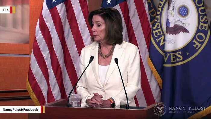 Nancy Pelosi's Brother Dies At 90