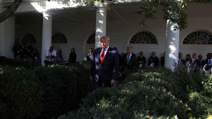 Trump Says His Resort Will No Longer Host 2020 G-7 Summit