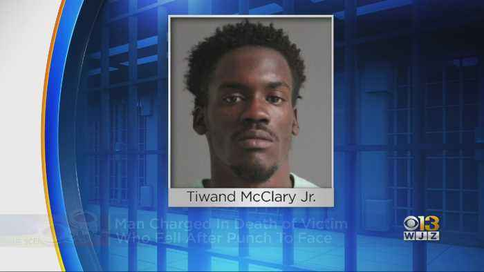 Man Charged In Death Of Victim Who Fell After Punch To Face