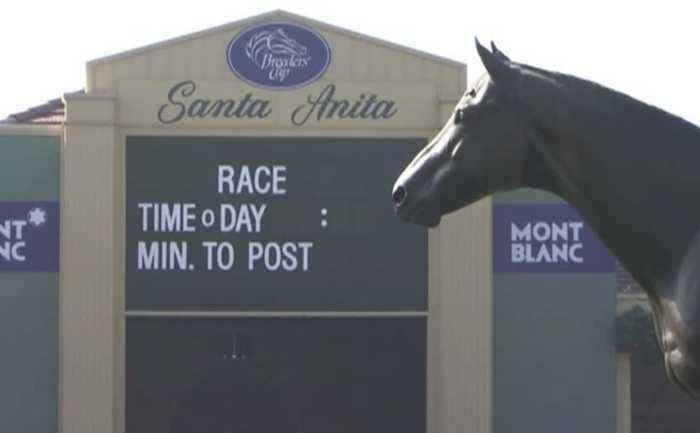 34th horse dies at Santa Anita Park since December