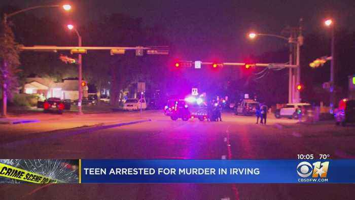 Dallas Police Arrest, Charge 16-Year-Old Boy For September Murder