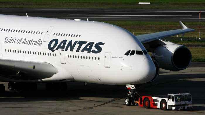 Qantas tests 19-hour New York-Sydney route