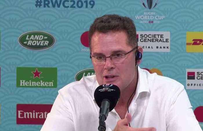 Springboks coach proud of side and praises Japan