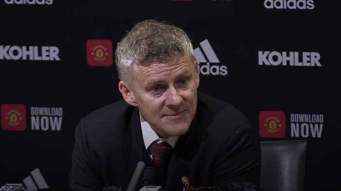 Ole Gunnar Solksjaer insists there's 'no chance' Rashford's goal should have been ruled out