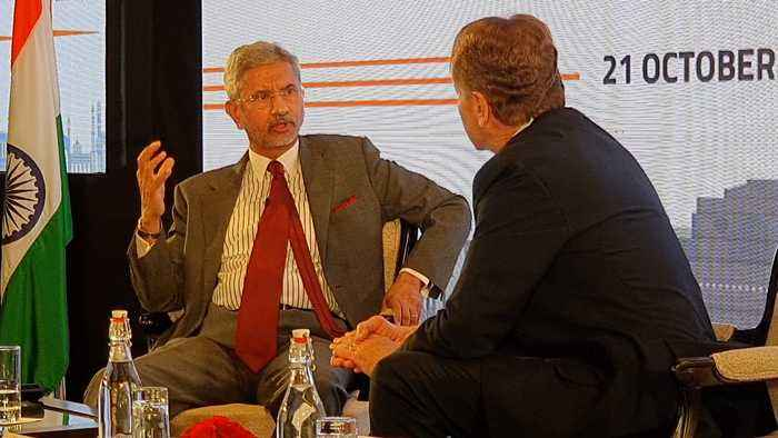 Foreign Minister S Jaishankar on Indian Government's long term goal India US ties