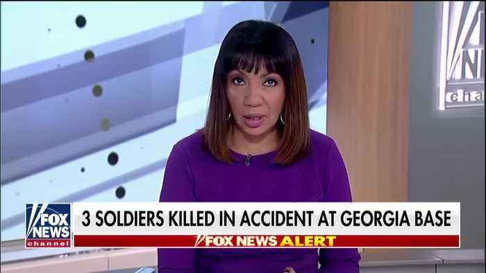 Three Soldiers Killed in Accident At Georgia Base