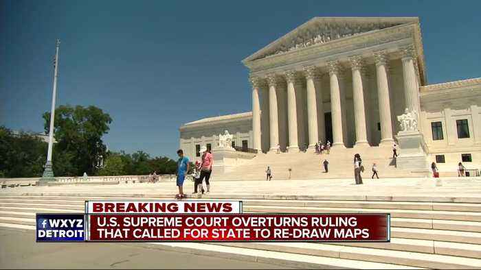 Supreme Court overturns ruling in Michigan gerrymandering case