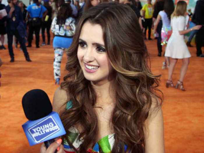 Sabrina Carpenter, Laura Marano, & More at the Kids' Choice Awards